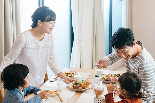 子どもの食物アレルギーに対する夫婦間の理解度の違いとは?