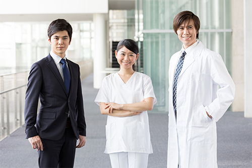 女性医師が「産業医」に転職するメリットとは?