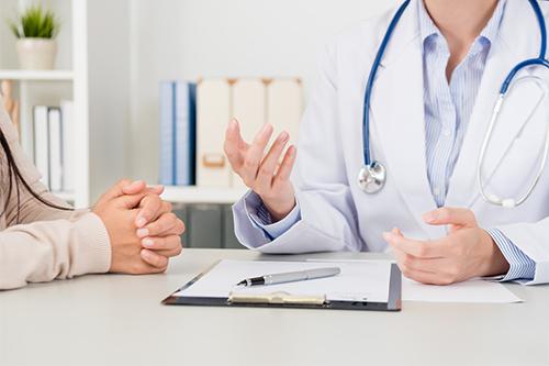 体力的な限界と女医の転科