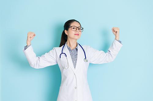 まとめ食いや早食いも女医の職業病
